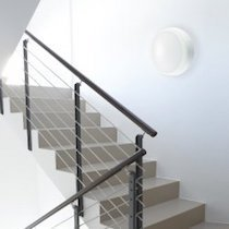 Stairwell lighting | Gallery lighting