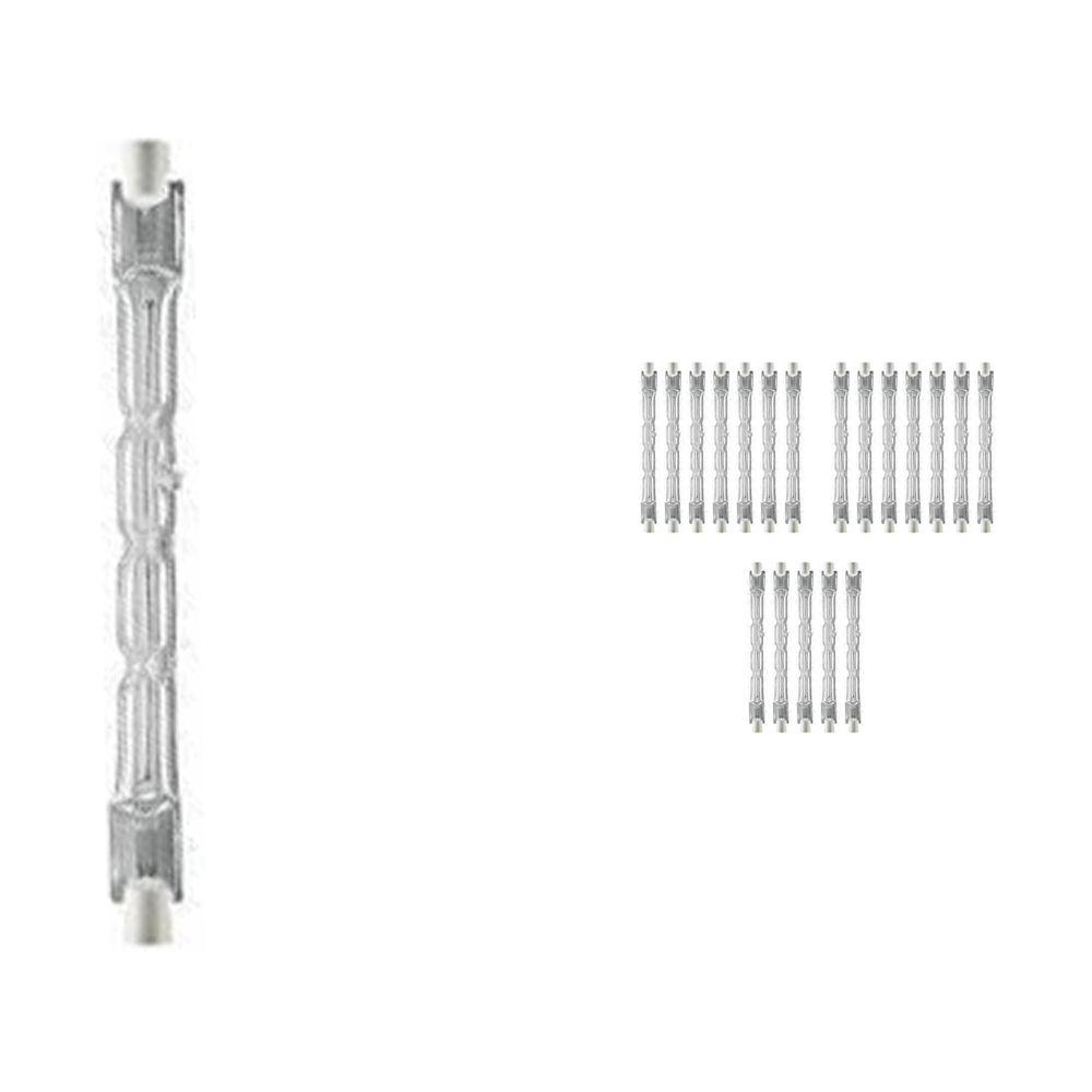 Multipack 20x Osram Haloline 64696 Eco ES 120W 230V 11.4cm R7s long