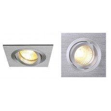 Any-Lamp Basic Halogen/LED fixture square
