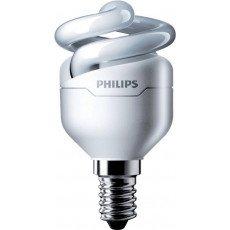 Philips Tornado T2 spiral 5W 827 E14