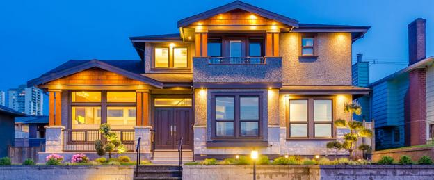 What is facade lighting?
