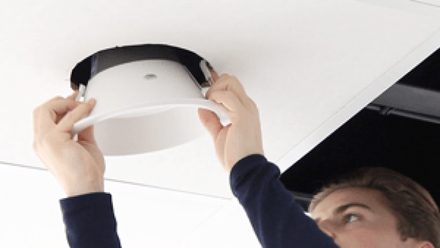 What are LED downlights and how can I install them?