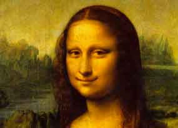 Also Mona Lisa switched to LED